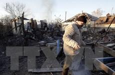 Cảnh báo tình hình nhân đạo tại miền Đông Ukraine đang xấu đi
