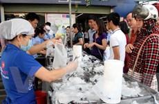 Thừa Thiên-Huế thu mua hơn 200 tấn cá biển trong hai ngày