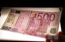 """ECB họp bàn để đưa ra quyết định """"khai tử"""" đồng 500 euro"""