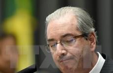 Chủ tịch Hạ viện Brazil bị tố cáo dính líu tới tội phạm có tổ chức