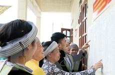 Tổ chức hội nghị tiếp xúc cử tri để người ứng cử vận động bầu cử