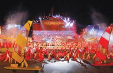 Hoành tráng lễ hội Hoa phượng Đỏ-Hải Phòng năm 2016