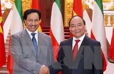 Quyết tâm đưa quan hệ Việt Nam-Kuwait đi vào chiều sâu