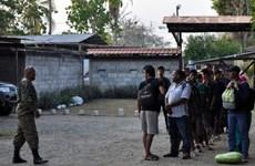 Panama có thể đóng cửa biên giới ngăn dòng người di cư sang Mỹ