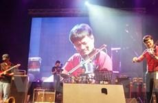 Việt Nam tạo dấu ấn riêng tại Liên hoan nhạc jazz trẻ quốc tế