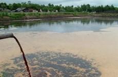 Đề xuất các giải pháp giảm thiểu ô nhiễm nguồn nước sông Cầu