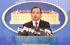 Việt Nam yêu cầu Đài Loan chấm dứt hoạt động thăm đảo Ba Bình
