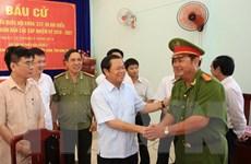 Công tác chuẩn bị bầu cử tại Ninh Thuận đúng tiến độ, đúng luật định