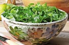 Thực đơn thời thực phẩm bẩn: Nhiều rau xanh, ít thịt đỏ