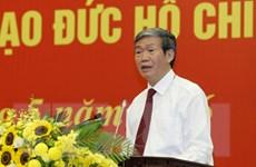 Đưa việc học tập phong cách Hồ Chí Minh thành công việc tự giác