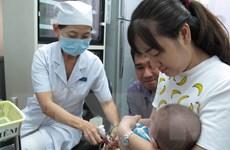 Chuyển đổi vắcxin bại liệt không ảnh hưởng đến sức khỏe của trẻ