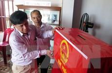 Cả nước đã hoàn tất mọi công tác chuẩn bị cho kỳ bầu cử
