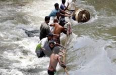 Bão Roanu càn quét Sri Lanka, hàng trăm người chết và mất tích