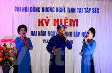 Kỷ niệm ngày sinh của Chủ tịch Hồ Chí Minh tại Cộng hòa Séc