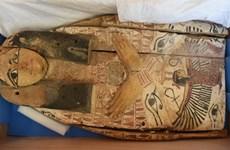 Israel trả lại cho Ai Cập hai cổ vật thời Pharaoh bị đánh cắp