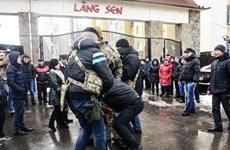 Đề nghị Ukraine bảo đảm an toàn cho người Việt tại Làng Sen