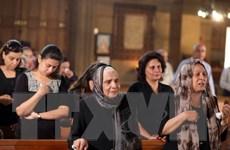 Ai Cập lấy mẫu ADN của thân nhân hành khách máy bay EgyptAir