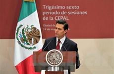 Khai mạc kỳ họp thứ 36 Ủy ban Kinh tế Mỹ Latinh tại Mexico