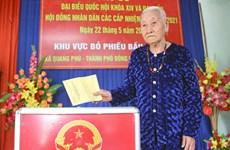 Quảng Bình bầu đủ số lượng đại biểu Quốc hội và Hội đồng Nhân dân
