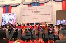 Đại học President của Indonesia sẵn sàng tiếp nhận sinh viên Việt Nam