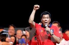 Điện mừng Tổng thống và Phó Tổng thống Cộng hòa Philippines