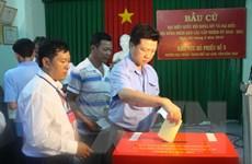 Đồng Tháp đã bầu đủ 63 đại biểu Hội đồng Nhân dân tỉnh khóa IX