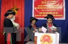 Công bố danh sách 75 đại biểu Hội đồng Nhân dân tỉnh Thái Nguyên