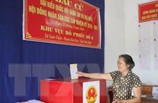 Ninh Bình bầu đủ 50 đại biểu HĐND tỉnh nhiệm kỳ 2016-2021