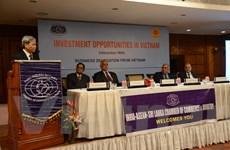 Tổ chức hội thảo xúc tiến đầu tư vào Việt Nam tại Ấn Độ