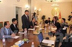 Cánh cửa hợp tác phát triển kinh tế Việt-Đức đang rộng mở
