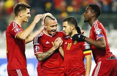 EURO 2016: Dàn hào thủ hy vọng giúp Bỉ đổi màu huy chương