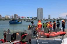 Tìm thấy thi thể 3 nạn nhân mất tích trong vụ chìm tàu trên sông Hàn