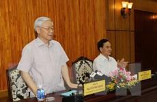Tây Ninh cần khai thác tốt các tiềm năng để tiếp tục phát triển
