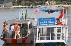 Bảo Việt tạm ứng bồi thường các nạn nhân vụ chìm tàu trên sông Hàn