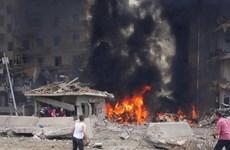 Lại xảy ra đánh bom xe nhằm vào cảnh sát tại Thổ Nhĩ Kỳ