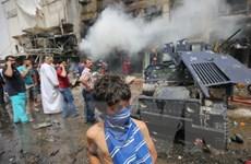 Tổ chức IS nhận tiến hành các vụ đánh bom đẫm máu ở Baghdad