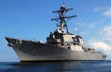 Nga tuyên bố sẽ đáp trả vụ tàu Hải quân Mỹ vào Biển Đen