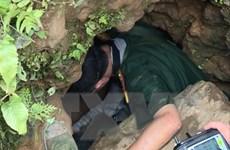 Thanh Hóa đánh sập hang Nước sau khi tìm thấy thi thể 3 phu vàng