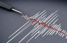 Động đất mạnh 6,3 độ Richter gần đảo quốc Vanuatu