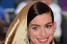 Nữ diễn viên Anne Hathaway trở thành Đại sứ của LHQ