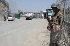 Pakistan và Afghanistan nhất trí ngừng bắn ở cửa khẩu Torkham