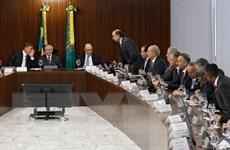 Chính phủ lâm thời Brazil đề xuất sửa đổi Hiến pháp giảm chi tiêu công