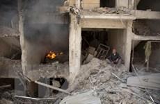 Lầu Năm Góc quan ngại việc Nga không kích phe đối lập Syria