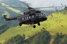 Colombia: Máy bay quân sự Mi-17 chở 16 binh sỹ gặp nạn
