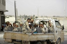 Nga giúp quân Syria tránh bị bao vây ở thành phố Aleppo