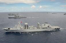Đội tàu cùng 1.200 binh sỹ Trung Quốc tới Hawaii tham gia tập trận
