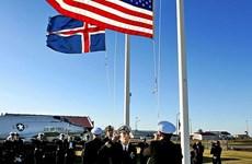 Mỹ được phép tái triển khai lực lượng quân đội tại Iceland