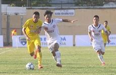 V-League 2016: SHB Đà Nẵng xuất sắc vươn lên vị trí thứ hai
