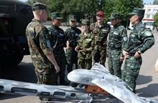 Đặc nhiệm Nga-Trung phối hợp tập trận an ninh quy mô lớn