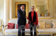 Thúc đẩy hợp tác giữa Hà Nội với bang Victoria của Australia